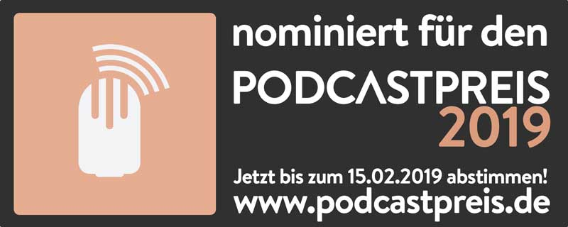 PodcastPreis 2019